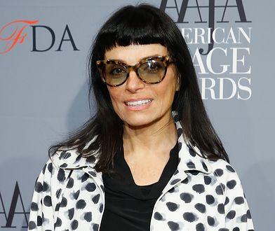 Norma Kamali ubiera największe gwiazdy. Teraz zdradziła sekret, jak dobrze wyglądać w wieku 74 lat