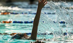 Wstęp na basen był dozwolony od 13 lat