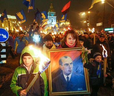 Ukraina. Pojawił się wniosek o nadanie Banderze tytułu bohatera kraju