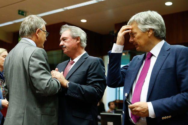 Spotkania ministrów spraw wewnętrznych państw unijnych w Brukseli