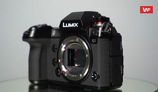 Testujemy aparat Panasonic Lumix S1 na sesji z modelką