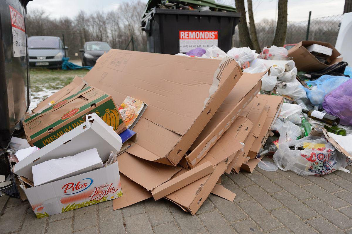 Gdynianie wzburzeni. Tysiące ludzi protestują przeciw podwyżce cen za wywóz śmieci