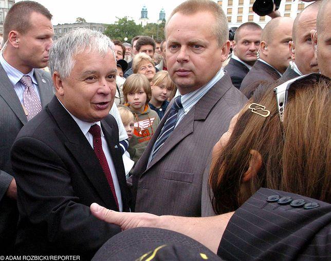 Odbył się pogrzeb byłego szefa ochrony Lecha Kaczyńskiego. W zeszłym roku odebrano mu emeryturę