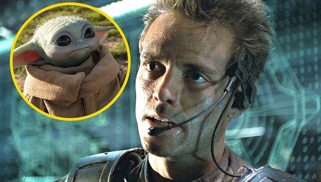 """Gwiazdor """"Terminatora"""" i """"Aliens"""" ma wkrótce spotkać Baby Yodę"""
