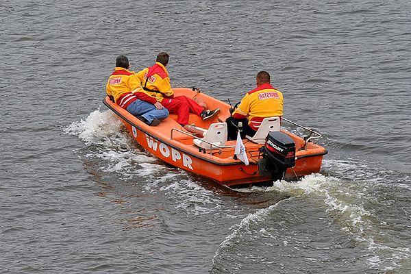 Tragiczny bilans weekendu na Pomorzu. Utopiły się trzy osoby