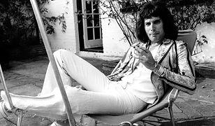 Freddie Mercury w 1975 r.
