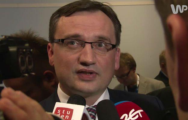Zbigniew Ziobro: w projekcie opinii Komisji Weneckiej wiele nierzetelnych sformułowań