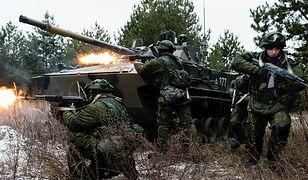 Kreml sprawdza gotowość bojową. Manewry w Banku Rosji