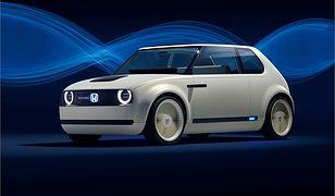 Wygląd studyjnego EV Concept nawiązuje do Civica pierwszej generacji