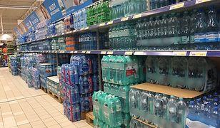 Sprzedaż wód w Polsce wzrasta.