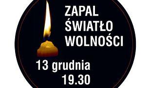 Zapal świeczkę za ofiary stanu wojennego