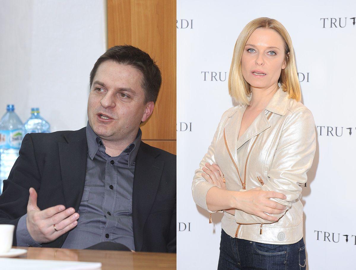 TYLKO W WP: Rymanowski odpowiada Młynarskiej. Ta nie pozostaje dłużna.