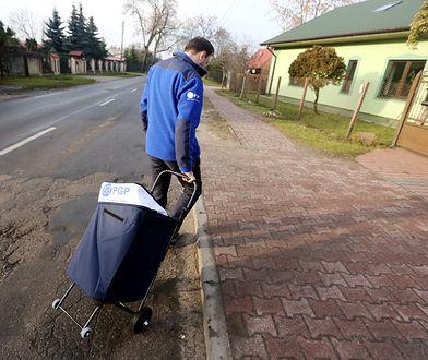 Listonosz znalazł prosty sposób na oszukiwanie. Ukradł z kont klientów banków 10 tys. zł