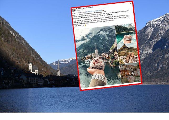 Podróżniczka pokaże czytelnikom miasto w kolejnym odcinku swojego programu