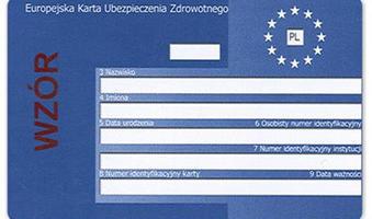 Karta Ubezpieczenia Europa.Ekuz Europejska Karta Ubezpieczenia Zdrowotnego Co To Jest