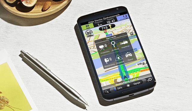 Czy nowa aplikacja dla kierowców przebije Yanosika?