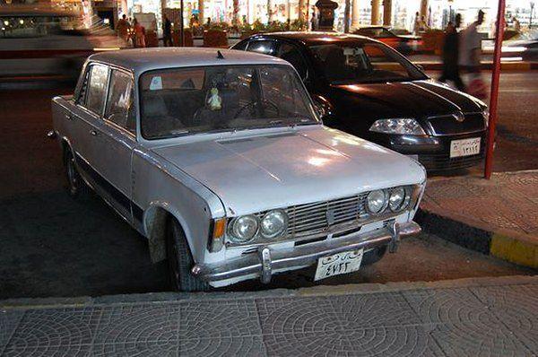 Miejsce 4 - Fiat 125p