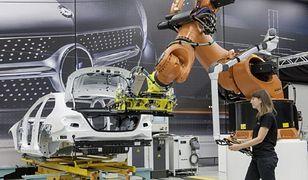 Mercedes zbuduje fabrykę silników w Polsce
