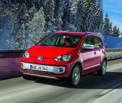 Prezentacja VW cross up! w Genewie