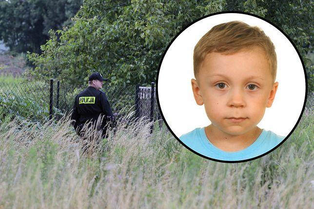 """Dawid Żukowski poszukiwany. """"Pies policyjny poczuł zapach ojca 5-latka"""""""
