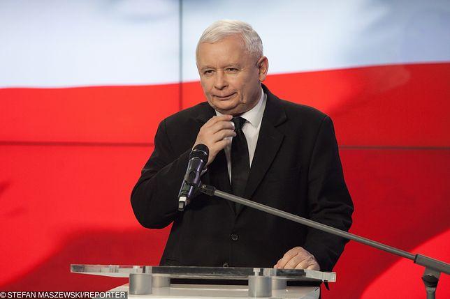Wybory parlamentarne. Jarosław Kaczyński przedstawił liderów list PiS