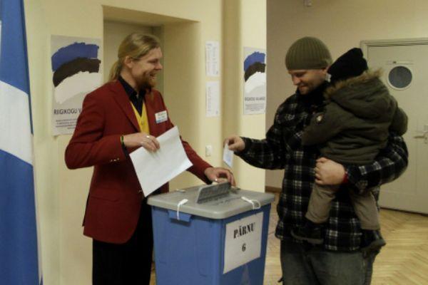 Partia Reform zwyciężyła w wyborach parlamentarnych w Estonii