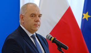 Jacek Sasin o koronawirusie w Polsce. Padło pytanie o zamknięcie gospodarki