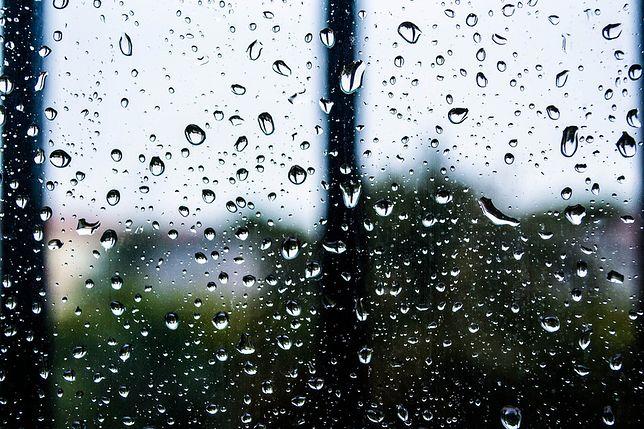 Intensywnie opady deszczu na południu kraju