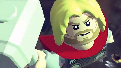 Stan Lee zaprasza do świata LEGO Marvel Super Heroes - a europejska premiera dopiero za miesiąc