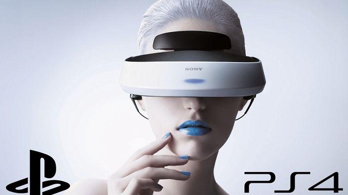 Zapowiedź gogli VR od Sony coraz bliżej