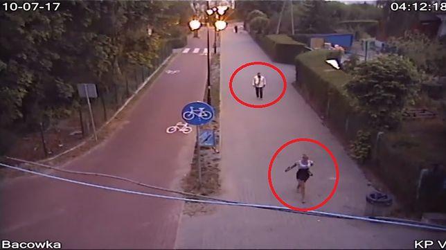 Przełom ws. poszukiwań Iwony Wieczorek? Policja publikuje wideo. Chodzi o mężczyznę z ręcznikiem