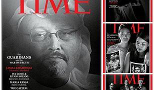"""Człowiek Roku 2018 """"Time"""" wybrany. Nagrodzono m.in. zamordowanego dziennikarza"""