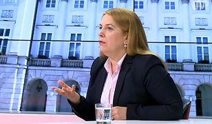 Elżbieta Jakubiak: nowelizacja ustawy o zgromadzeniach to błąd