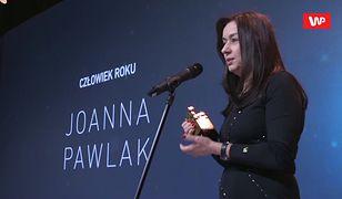 Prezes spółki Wirtualna Polska Media Joanna Pawlak Człowiekiem Roku