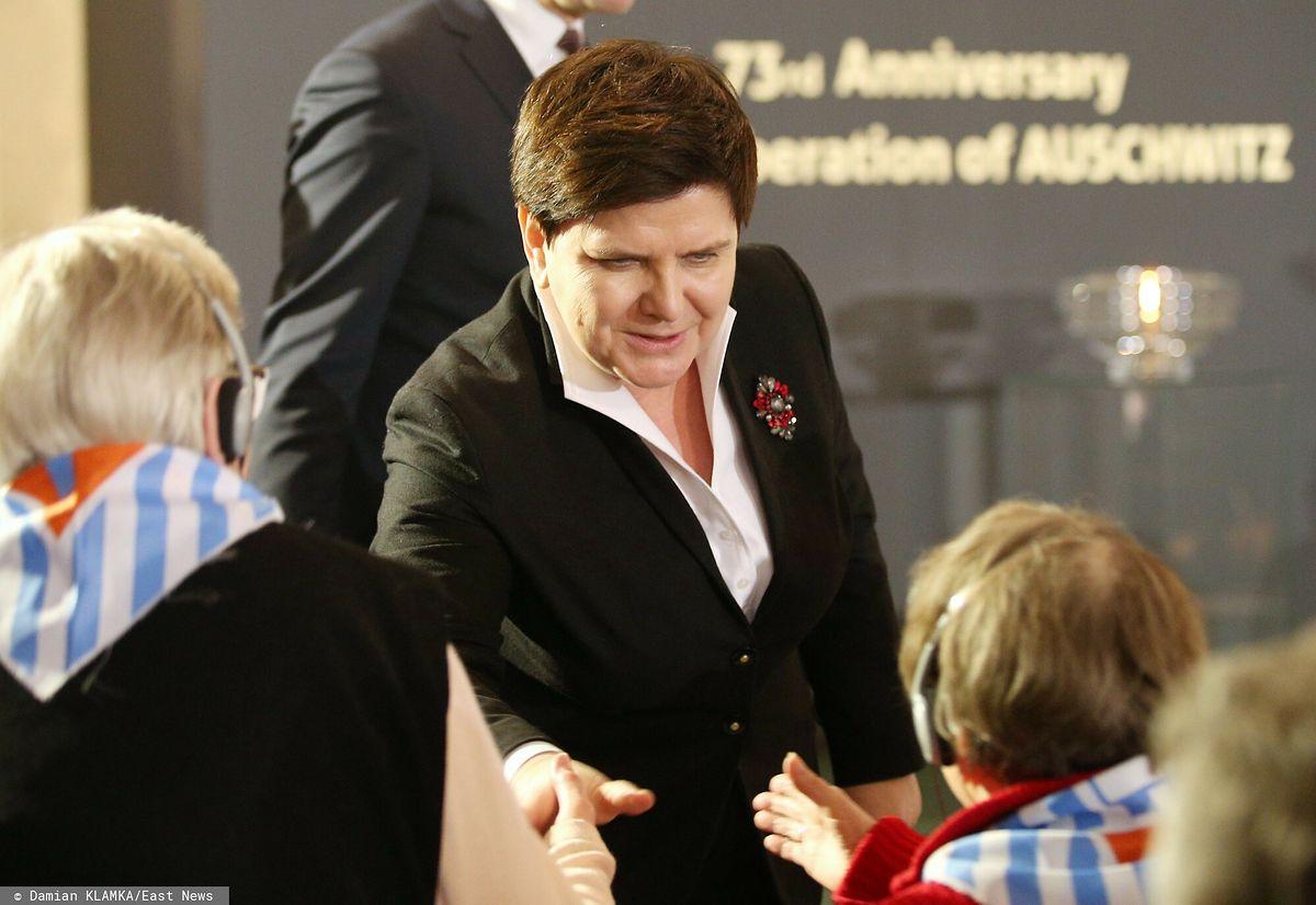 Nominacja do Rady Beaty Szydło spotkała się z wieloma głosami sprzeciwu