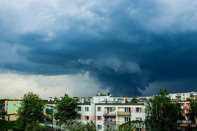 Gdzie będzie dziś burza? Zobacz radar burz online