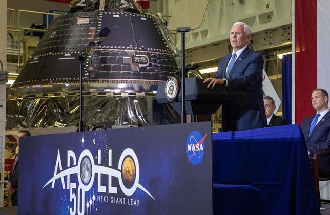 W ramach misji Artemis pierwsza kobieta stanie na Księżycu