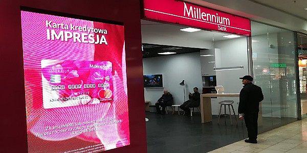 Bank Millennium - problemy techniczne