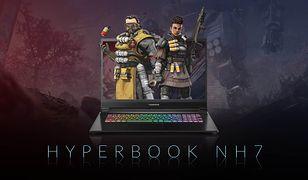 Hyperbook: Premiera laptopów dla graczy z Nvidia GTX1650, GTX1660TI, odświeżony GTX1050 oraz Intel i7-9750H