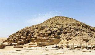 W tym miejscu natrafiono na grobowiec Ptahmesa w 2010 roku
