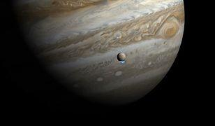 NASA szykuje misję na Europę. Będzie szukać początków życia