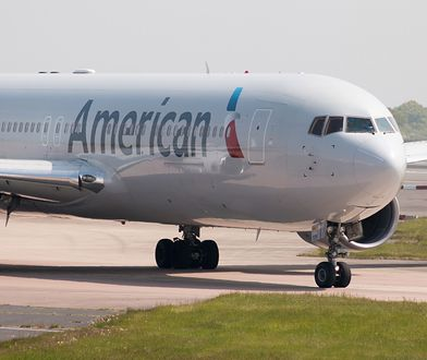 American Airlines wzbudził kontrowersję reklamą promującą nowe połączenia