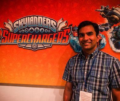 E3 2015: Wywiad z jednym z twórców Skylanders Superchargers