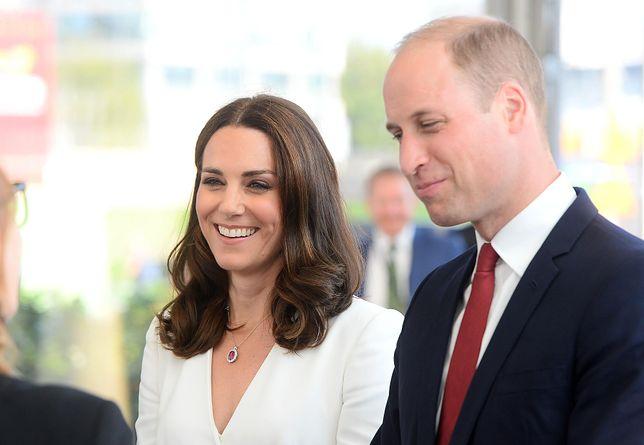 Księżna Kate i książę William w Europejskim Centrum Solidarności. Relacja na żywo