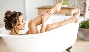 Kąpiel to doskonała forma relaksu