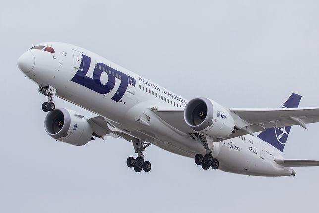 Śląskie. Bezpośrednie połączenia z Katowic do Meksyku i na Dominikanę będą obsługiwane Boeingiem 787 Dreamliner.