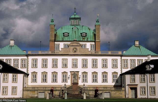 Ostatnie chwile życia książę spędził w zamku Fredensborg