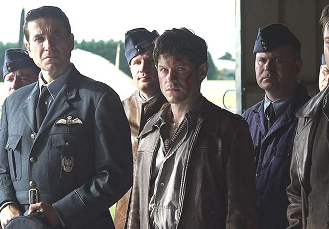 """Mamy pierwszy zwiastun zagranicznego filmu o Dywizjonie 303. """"Hurricane"""" z Marcinem Dorocińskim wkrótce w kinach"""