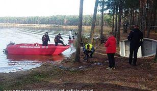 Z zalewu wyłowiono ciała dwóch wędkarzy.