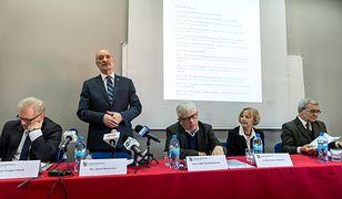 Szefem podkomisji smoleńskiej jest Antoni Macierewicz